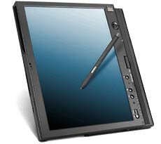 Lenovo X61T Tablet PC