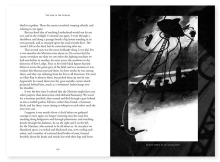 War of the Worlds, Figure 1