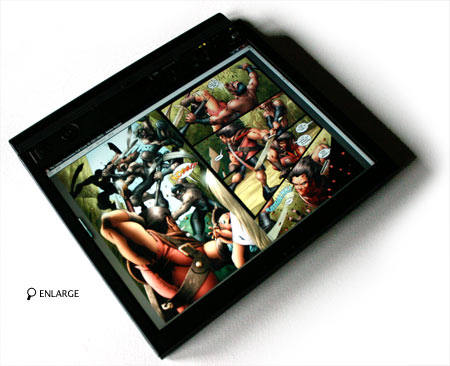 Lexian Chronicles on a Lenovo X61T Tablet PC