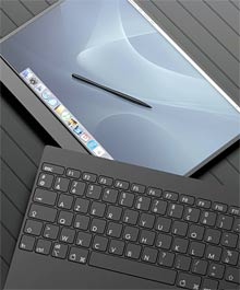 iTablet concept from Yanko Design