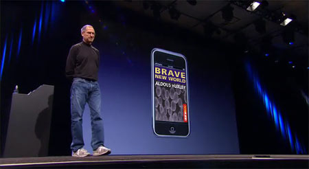 Steve Jobs, ebook
