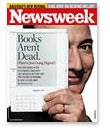 Newsweek cover on Amazon Kindle